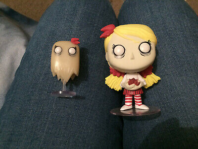 Funko Pop /& Buddy Games Don/'t Starve Wendy with Abigail Collectible Figure,