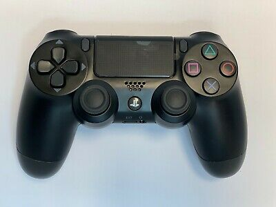 New Sony DualSchock 4 Wireless Controller for PlayStation 4 - Jet Black