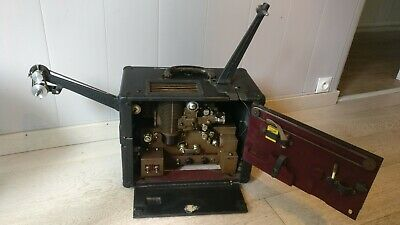Projector 16 mm Bell and Howell Filmosound Utility Design 156 Model 11 Made USA