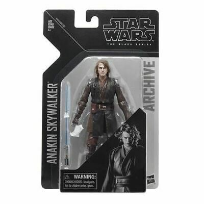Star Wars The Black Series Anakin Skywalker Archive Collection