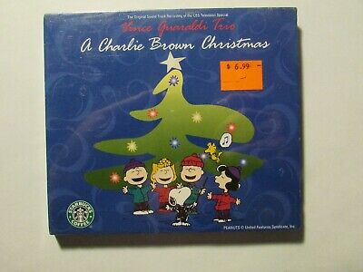 Cd. Vince Guaraldi Trio, A Charlie Brown Christmas            Fsps 1501
