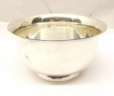 Antique Tiffany & Co Makers Sterling Silver Small Bowl Dish No 23227 Vtg Candy