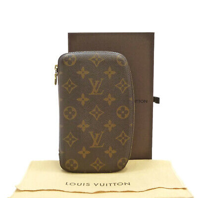 Authentic LOUIS VUITTON Agenda Geode Monogram Canvas M62950 #S309080