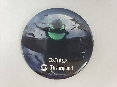 Disney Parks - Annual Passholder Button Pin - 2019 Oogie Boogie