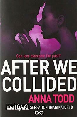 After We Collided (The After Series) by Todd, Anna Book The Fast Free Shipping