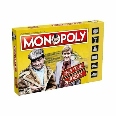 Monopoly Only Fools and Horses -  Fun Family Board Game NEW