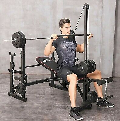Power Tower - Chin Up  Pull Up Multi-Grip Bar Station - Dip - VKR Knee Raise