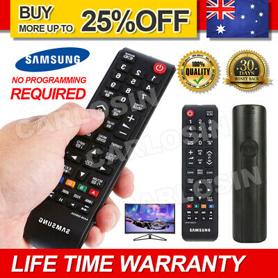 For Samsung Genuine Replacement Remote Control AA5900602A /AA59 Smart TV LED AU