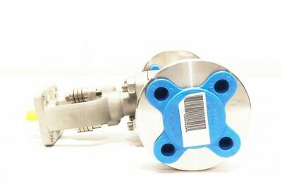 Metso ZXC01AATL003 Stainless Flanged Globe Valve 1in