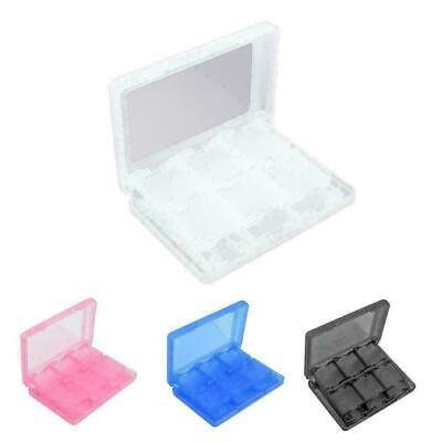 28 in 1 Game Case For Nintendo 3DS 3DS XL SD Card R2S0 Stylus Holder B Cart T3Q4