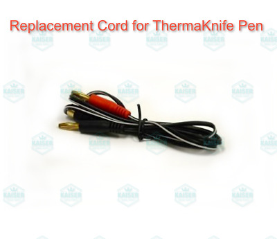 Buffalo Dental ThermaKnife Pen Replacement Cord (Pack of One Cord) #80500-C