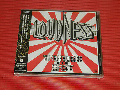 2016 Low Price Reissue Loudness Thunder In The East Japan Cd