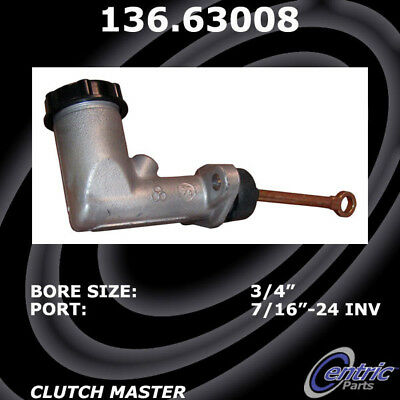 Clutch Master Cylinder-Premium Preferred Centric 136.35006