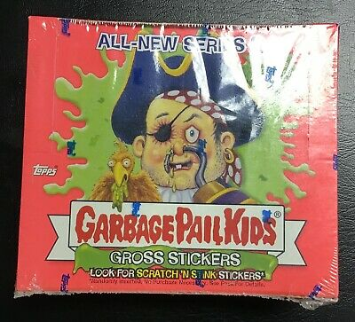 2004 Topps Garbage Pail Kids All New Series 2 ANS2 Unopened Box