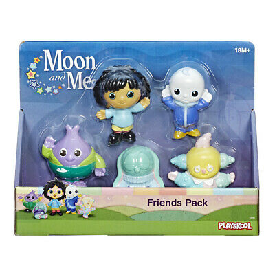 Playskool Moon and Me Friends Pack of 5 Figures