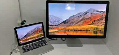 Apple 27inch A1407 Widescreen Thunderbolt Display 2560x1440