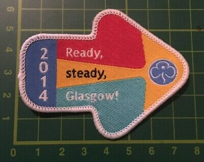 2014 Girl Guides Ready Steady Glasgow