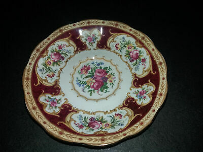 Piattino piatto dessert porcellana Royal Albert Bone China England svuotatasche