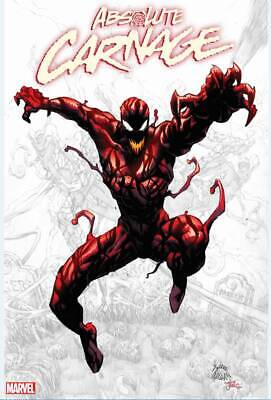 Absolute Carnage #1 (Of 5) 5Th Print Variant Marvel Comics 10 23 2019