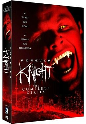 FOREVER KNIGHT COMPLETE TV SERIES New Sealed DVD Seasons 1 2 3