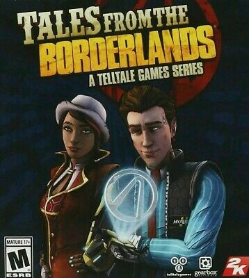 Tales From the Borderlands (Microsoft Xbox One) BRAND NEW AND FACTORY SEALED