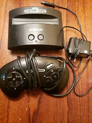 AtGames Sega Genesis Game Console 81 Games & 1 wireless controllers Included VTG