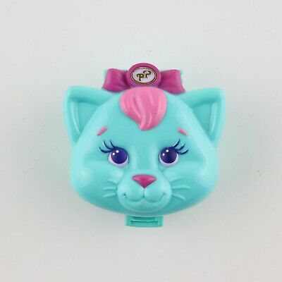POLLY POCKET 1993 Cuddly Kitty Compact