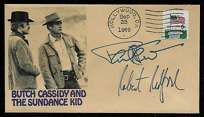 Butch Cassidy & The Sundance Kid Collector Envelope Genuine 1960s Stamp OP1232
