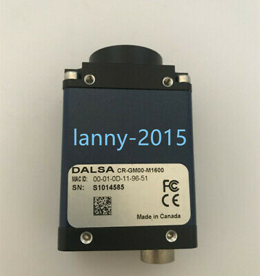 1Pc Used  Dalsa Cr-Gm00-M1600
