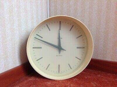 Collectable Original Smiths Sectronic Wall Clock
