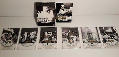 The Rocky Anthology (Ultimate Edition 6 Disc Box Set) (5.1/DTS) [DVD]
