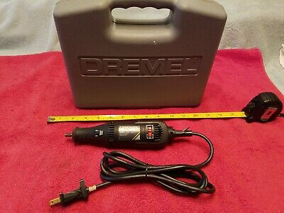 Dremel Moto-Tool Model 275 Type 2 Single Speed Rotary Tool With Case Made In Usa