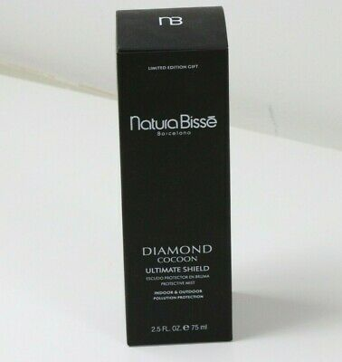 NATURA BISSE DIAMOND COCOON ULTIMATE SHIELD 75ml BRAND NEW IN BOX!!!