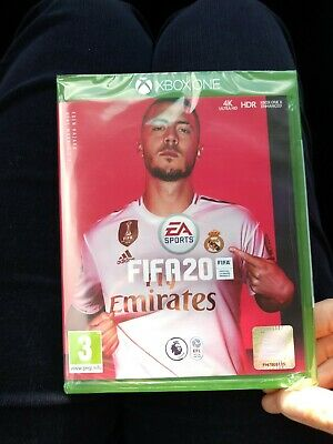FIFA 20 (Xbox One, 2019) Brand new unwanted gift