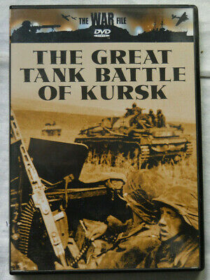 """The Great Tank Battle Of Kursk"" The War File DVD"