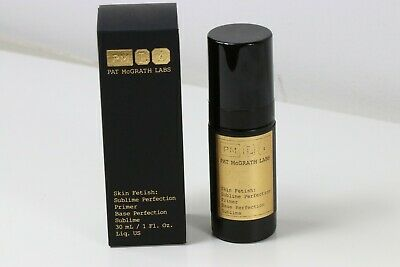 PAT McGRATH LABS SKIN FETISH SUBLIME PERFECTION PRIMER SWATCHED ONCE IN BOX!!!