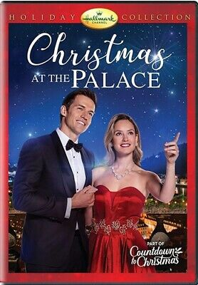CHRISTMAS AT THE PALACE New Sealed DVD Hallmark Channel Holiday Collection