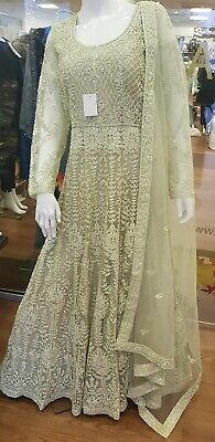 Asian Pakistani wedding dress salwar kameez ready made lengha bridle suit