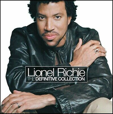 Lionel Richie & The Commodores (2 Cd) Definitive Collection ~Greatest Hits *New*