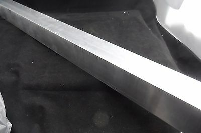 Aluminium Solid Square Bar 50 Mm X 500 Mm Long 6060 Grade T5 Free Post