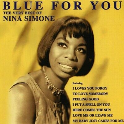 Nina Simone ‎– Blue For You - The Very Best Of Nina Simone