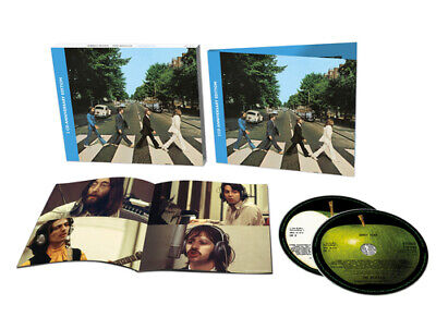 The Beatles : Abbey Road CD 50th Anniversary  Album (Deluxe Edition) 2 discs