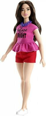 Barbie FJF58 FASHION AND BEAUTY Fashionistas Doll-Future is Bright-Curvy...