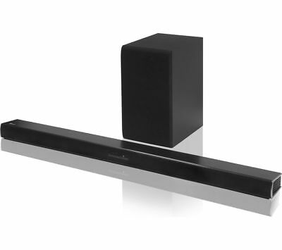 Lg Sj4 2.1 Soundbar Speaker 300W Wireless Subwoofer Bluetooth 4.0 Optical Hdmi *