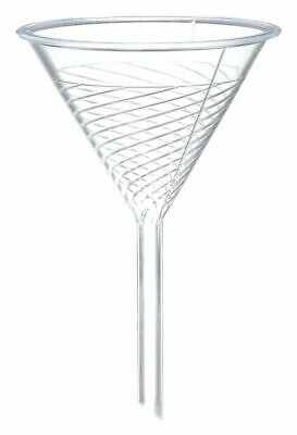Sp Scienceware 224mL Plastic Urbanti Funnel, Stem OD: 0.7cm to 1.0cm, Stem