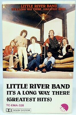 Little River Band - It's A Long Way There - Greatest Hits - Australian Cassette
