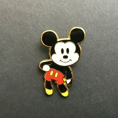 Cute Minnie Mouse! Disney Pin *Flexible Characters* Rack Collection