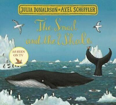 The Snail and the Whale Festive Edition by Julia Donaldson 9781529017212