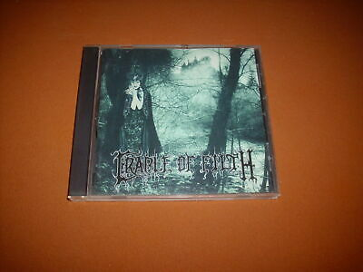 ( Cd ) Cradle Of Filth. Dusk And Her Embrace. Ottime Condizioni