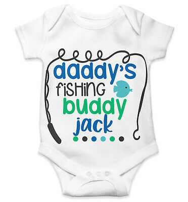 Personalised Baby Grow Vest Bodysuit Boys Girls Name Funny Baby Shower Gift 119